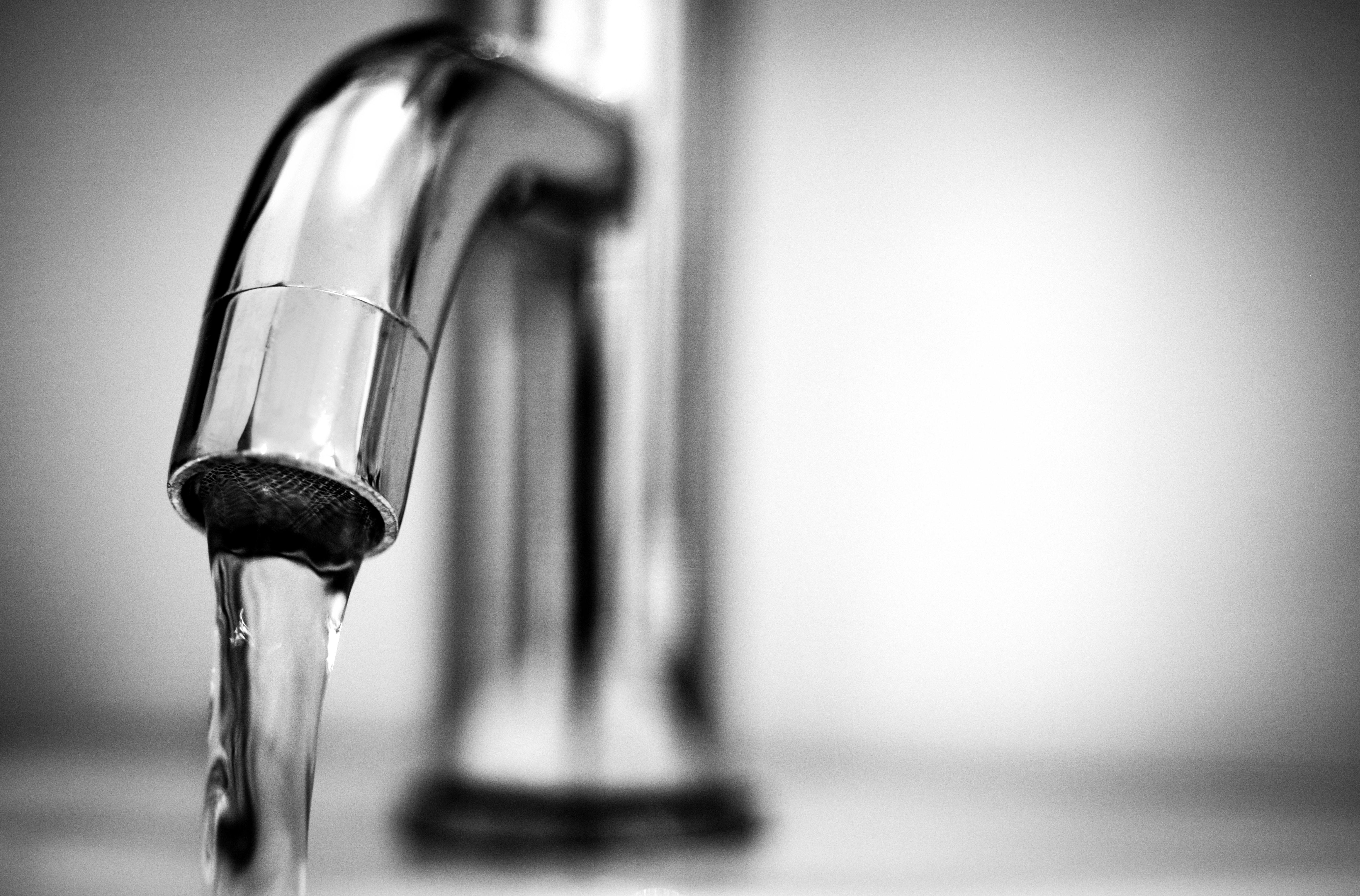 Filtratie van water uit kraan